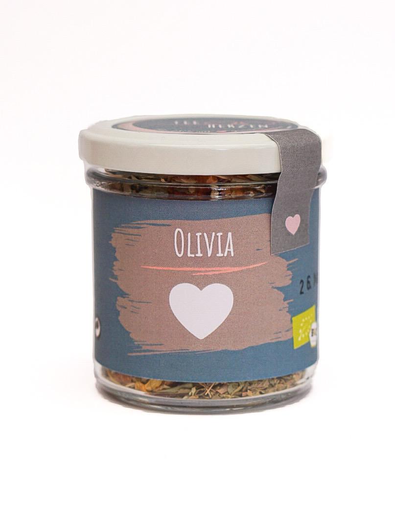 Bio Olivenblatt Tee