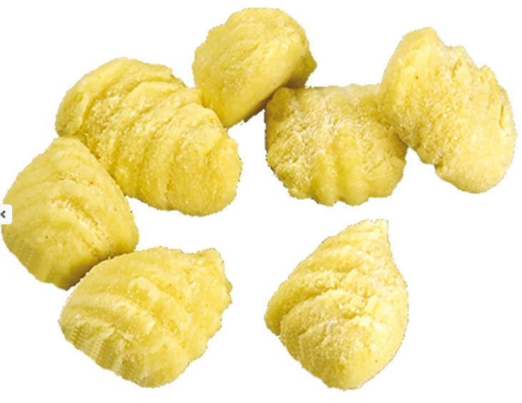 Gnocchi di patate - Kartoffelklößchen
