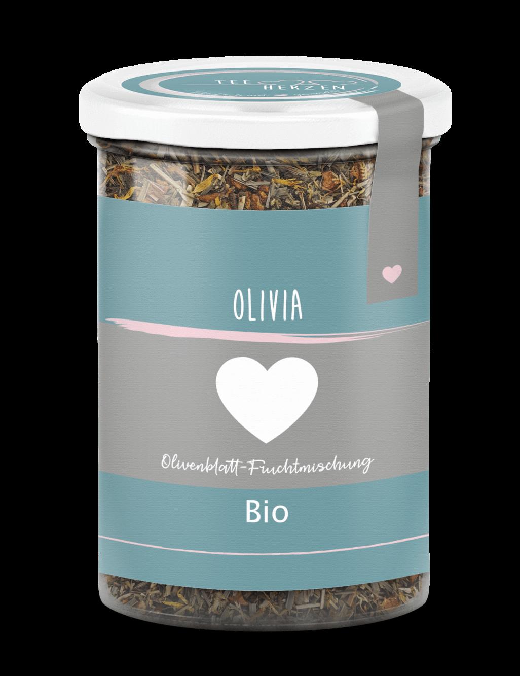 """Bio Tee """"Olivia"""""""