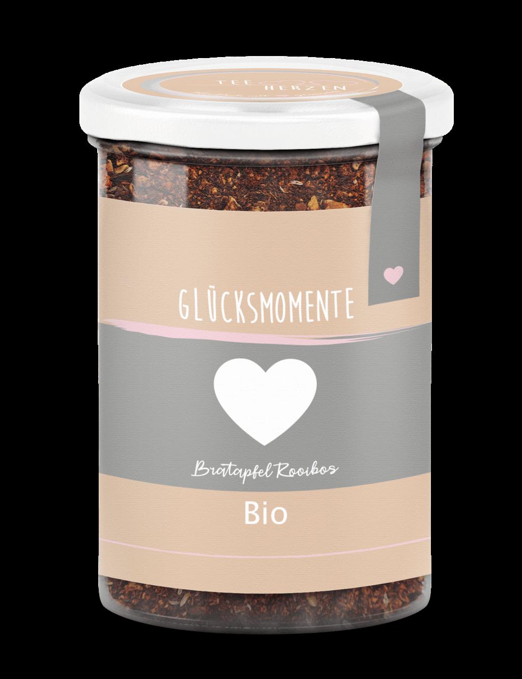 """Bio Tee """"Glücksmoment"""""""