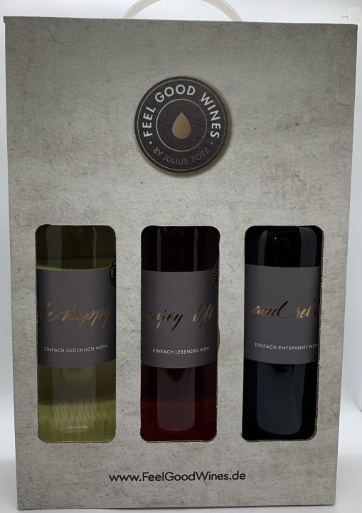 FEEL GOOD WINES