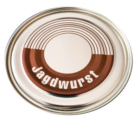Jagdwurst vom Bunten Bentheimer Schwein