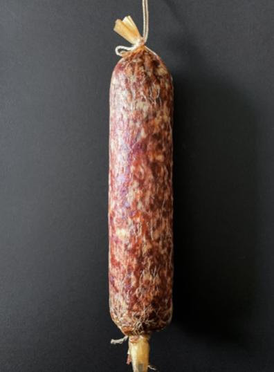 Salami vom Bunten Bentheimer Schwein
