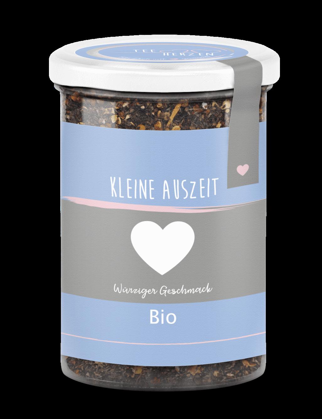 """Bio Tee """"Kleine Auszeit"""""""